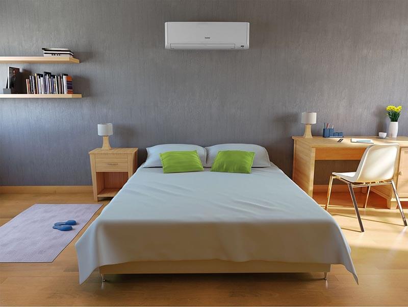 ar condicionado ambiente
